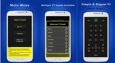 remote android device 6 best tv remote apps for android device drippler apps news updates accessories