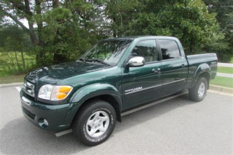 Toyota Tundra Sr5 Package Find Used 2004 Toyota Tundra Sr5 Trd Road