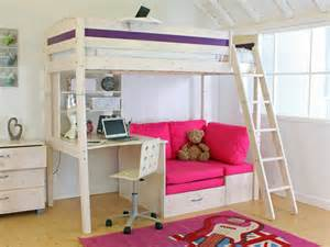 Bunk Bed With Desk Uk Thuka Trendy 29 High Sleeper Bed Thuka Trendy High