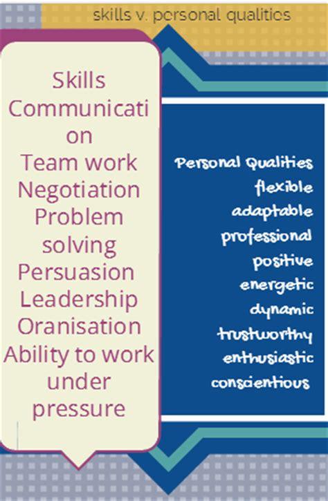 esol teesside skills versus personal qualities