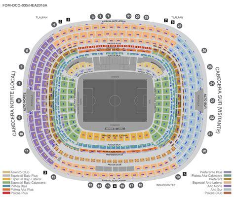 cabecera estadio azteca estadio azteca on twitter quot el estadioazteca cuenta con