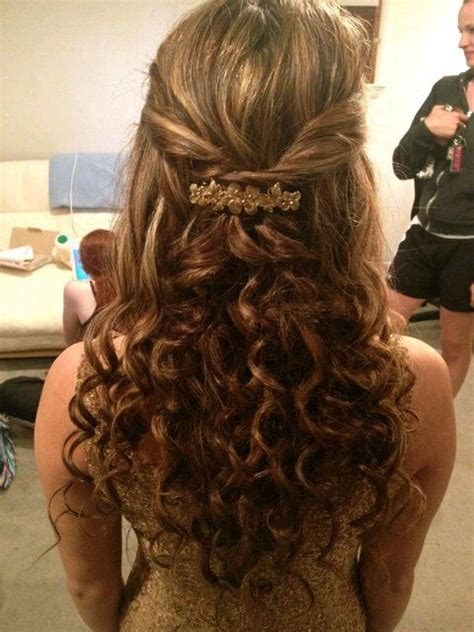 pageant style curling long hair 40 best images about prom hairstyles on pinterest updo