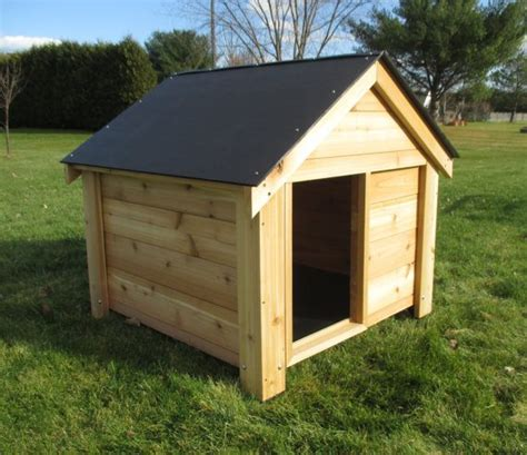 wooden dog house kit blog