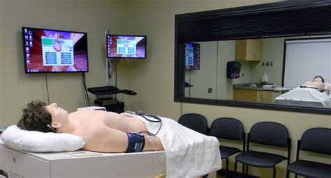 simulation room facilities rooms