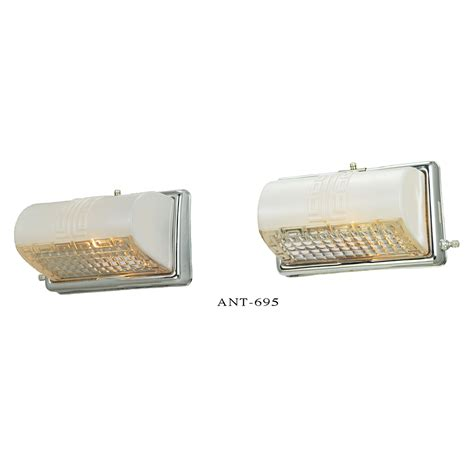 Mid Century Modern Bathroom Fixtures by Midcentury Modern Wall Sconces Pair Bathroom Kitchen