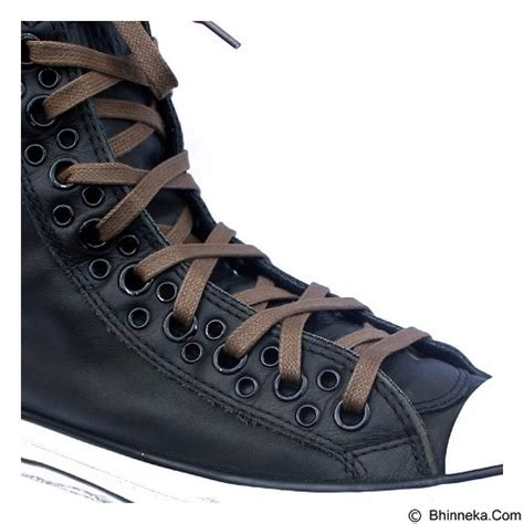 Sepatu Merk Wood jual mr shoelaces tali sepatu lilin gepeng ft19150