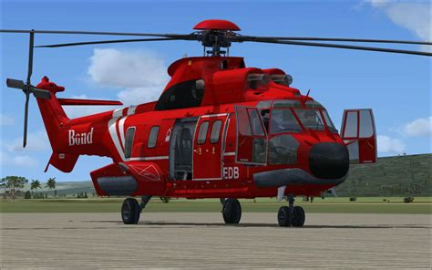Interior Design Simulator nemeth designs eurocopter as332 l2 super puma released