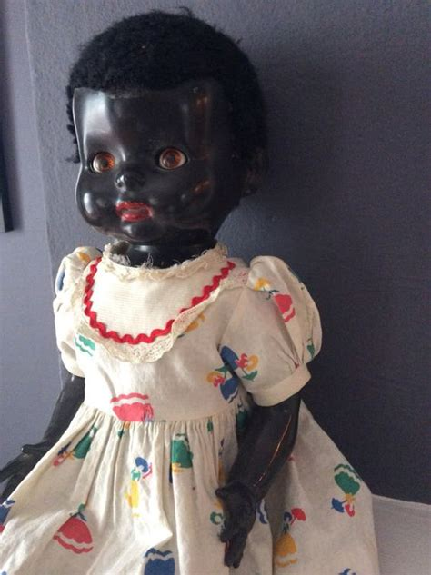 black doll antique antique black doll dolls dolls antiques