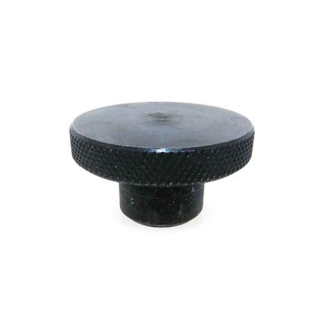 metal knob knurled knob tapped knob