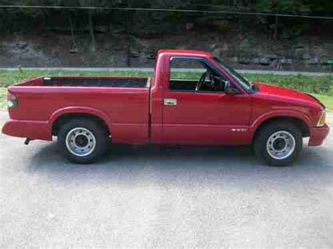 single cab short bed chevy find used 1994 chevrolet s10 4 3 automatic regular cab