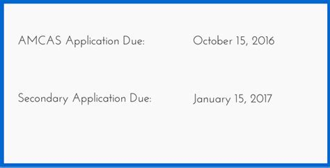 Jhu Mba Deadline by 2017 Med School Application Johns School