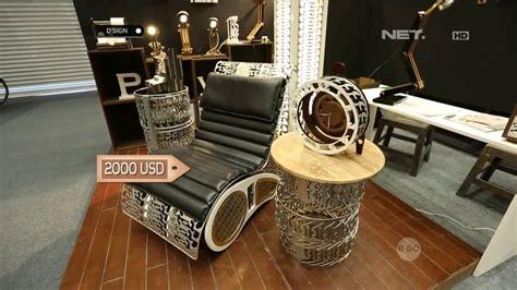 desain lu dari barang bekas furniture antik kreasi unik desain canggih dari barang