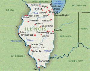 hodgkins il united states map illinois maps and state information