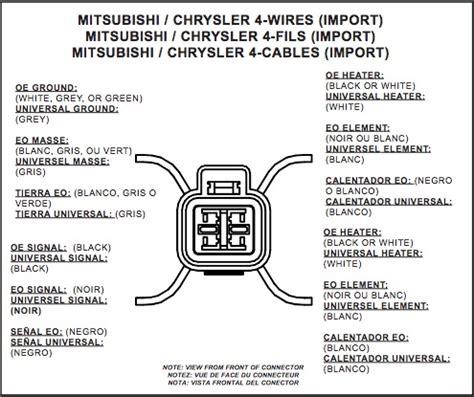 mitsubishi 02 sensor wiring diagram wiring diagram