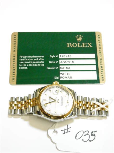 Rolex Oyster Ds 035 Black Steel photo