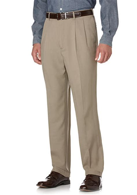 savane comfort waist pants savane 174 select edition crosshatch microfiber wrinkle