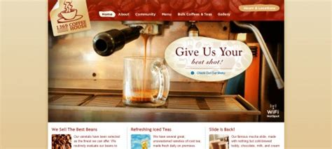 1369 coffee house 25 best coffee websites designs for inspiration wpjuices
