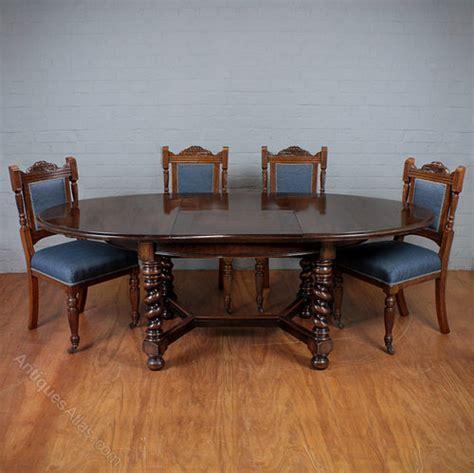 Next Oak Dining Table Extending Oak Dining Table C 1920 Antiques Atlas