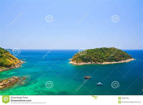 Beach House Plans Free Phuket Island In Thailand Royalty Free Stock Photo Image