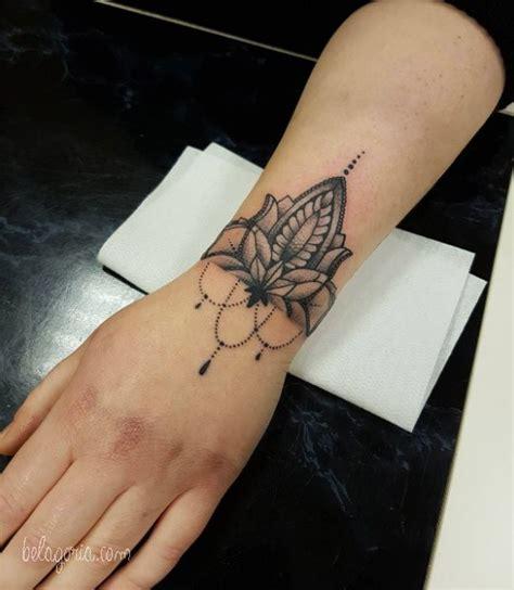 imagenes de la chica web zona ruda 70 tatuajes de pulseras en la mu 241 eca muy finos para chicas