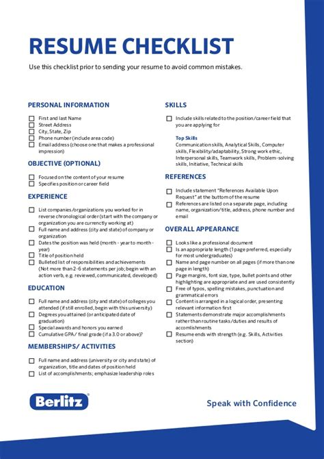 6 skills list for resume cv for teaching
