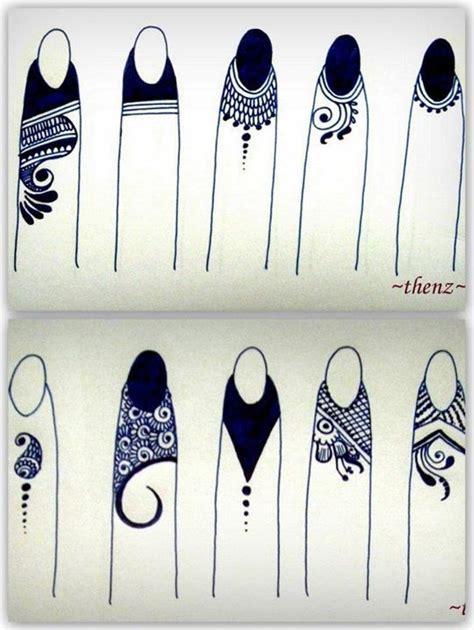 henna design tips fingertip henna 35 incredible henna tattoo design