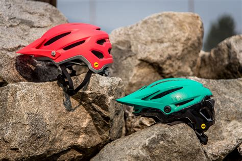 Helm Trail Bell bell sixer und 4forty neue trail helme f 252 r 2018 mtb news de