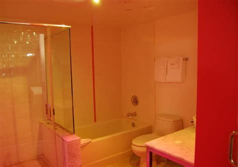 flamingos in bathroom hotel review flamingo las vegas