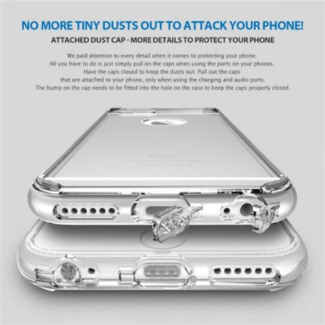 Harga Clear Original jual rearth iphone 6 6s ringke fusion mirror
