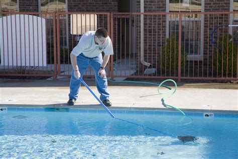 pool maintenance why it makes sense to have a certified insured commercial