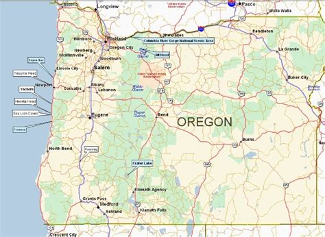 mapquest oregon map of oregon mapquest mapquest maps driving autos post