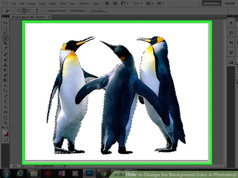 change background color in photoshop 4 ways to change the background color in photoshop wikihow