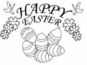 easter coloring sheets free printable easter coloring pages for coloring town