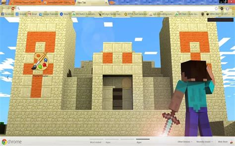 theme chrome minecraft 12 top minecraft chrome themes for true fans only brand