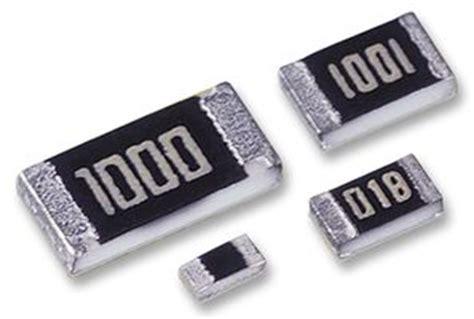 Yageo Datasheet Resistor