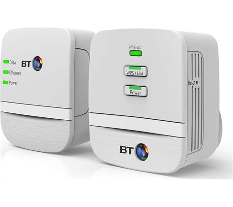 Bt Finder Bt Mini Wifi Hotspot 500 Powerline Adapter Kit Pack