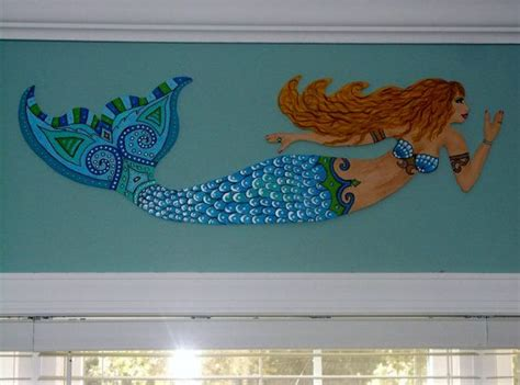 Mermaid Home Decor by Decor Home Decor Mermaid Wall Decor Home Mermaids