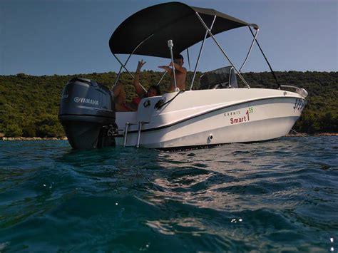 motorboot in kroatien mieten charter smart 55 motorboot mieten kroatien