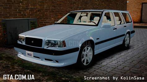 volvo 850 r wagon 1997 для gta 4 gta ua