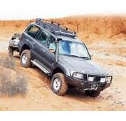 100 Series Landcruiser Drawer System  TOYOTA