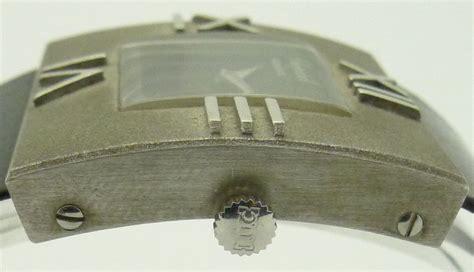 Chopard Geneve 925 Silver chopard geneve 925 silber grosse spangenuhr handaufzug