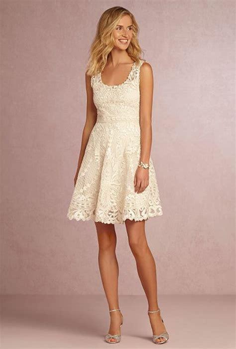 vestido corto de novia 1001 ideas de vestidos de novia cortos y elegantes