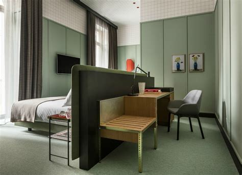 Room Mate by Room Mate Hotel Giulia Milan Italy Average Joes