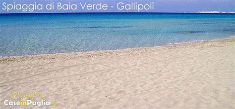 baia verde gallipoli la spiaggia di baia verde gallipoli nel salento