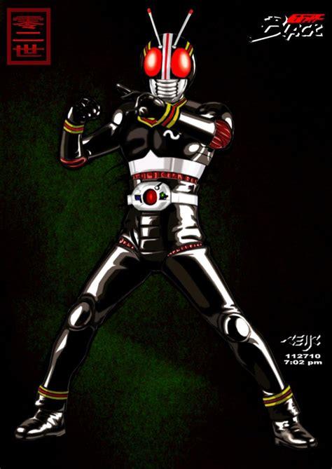 black colored kamen rider black colored by reijr on deviantart
