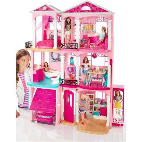 barbie doll houses at walmart barbie doll house walmart teacherontwowheels com