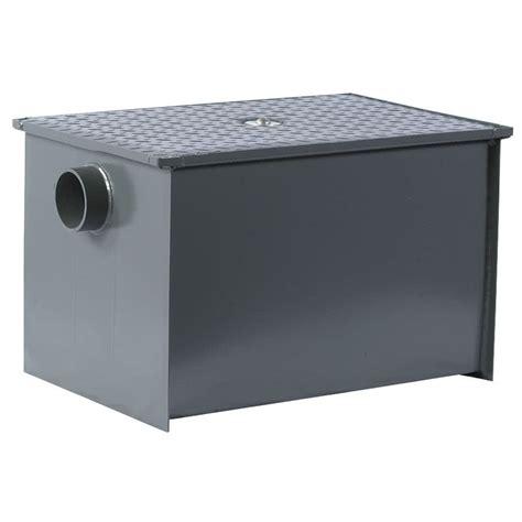 watts wd 20 l 40 lb low profile grease trap