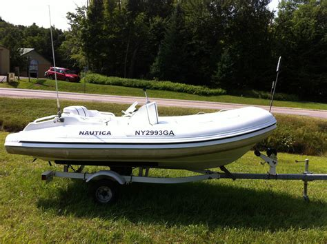 rib boat new york nautica 13 rib boat for sale from usa
