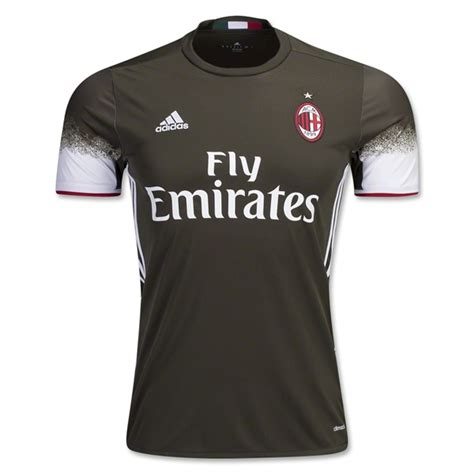 Kaos 3d Jersey Inter Milan 1 ac milan authentic jersey 16 17