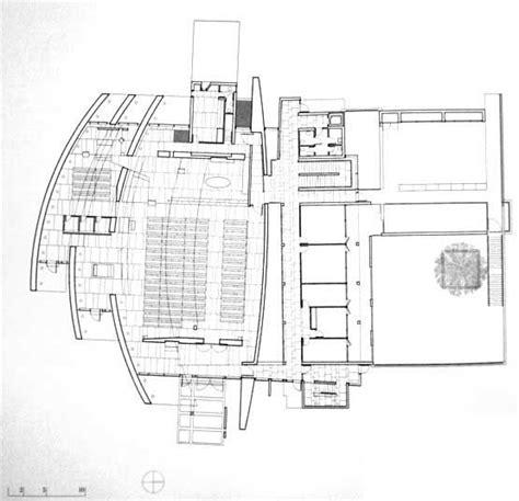 richard meier floor plans jubilee church plan school c4d pinterest richard